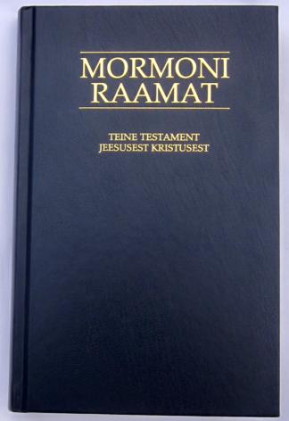 Mormoni raamat. Teine testament Jeesusest Kristusest
