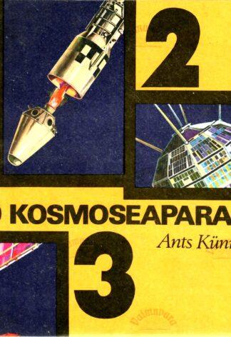100 kosmoseaparaati - Ants Künnapuu