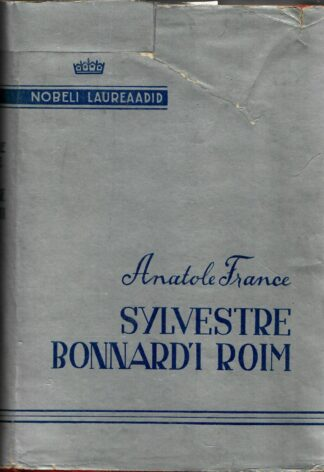 Sylvestre Bonnard'i roim - Anatole France