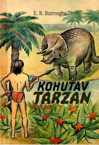 Kohutav Tarzan - Edgar Rice Burroughs