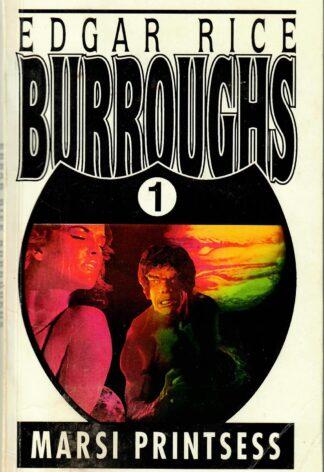 Marsi printsess 1. osa - Edgar Rice Burroughs