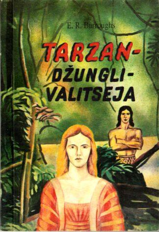 Tarzan – džunglivalitseja - Edgar Rice Burroughs
