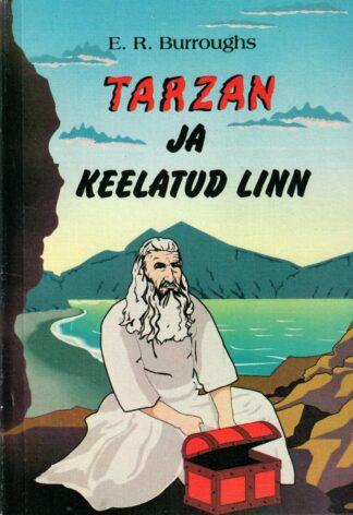 Tarzan ja keelatud linn - Edgar Rice Burroughs