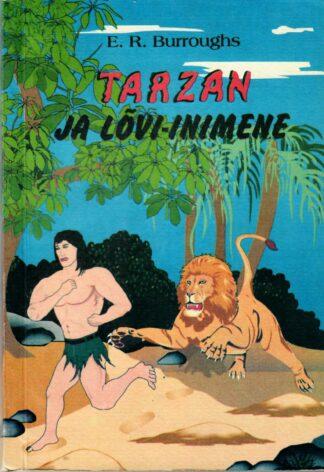 Tarzan ja lõvi-inimene - Edgar Rice Burroughs