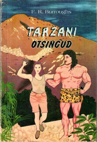 Tarzani otsingud - Edgar Rice Burroughs