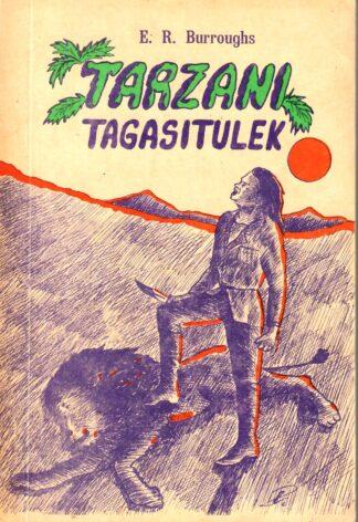 Tarzani tagasitulek - Edgar Rice Burroughs