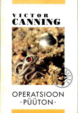 Operatsioon Püüton - Victor Canning