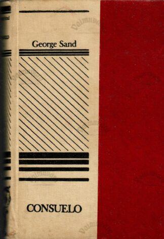 Consuelo I-II osa - George Sand