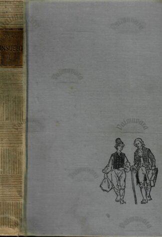 Consuelo II osa - George Sand