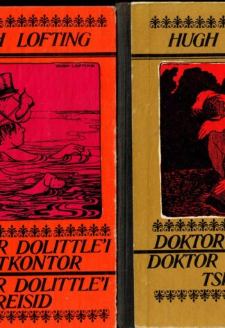Doktor Dolittle. Doktor Dolittle'i tsirkus. Doktor Dolittle'i postkontor. Doktor Dolittle'i reisid
