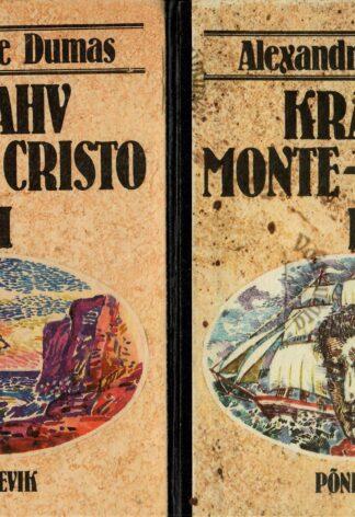 Krahv Monte-Cristo 1. ja 2. osa - Alexandre Dumas