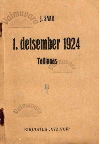 1924 Saar
