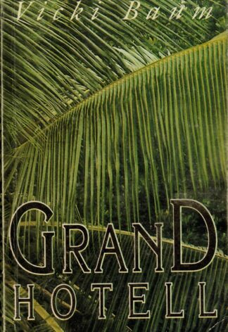 Grand Hotell - Vicki Baum