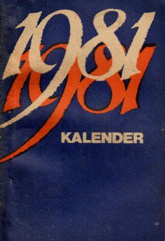 Kalender 1981