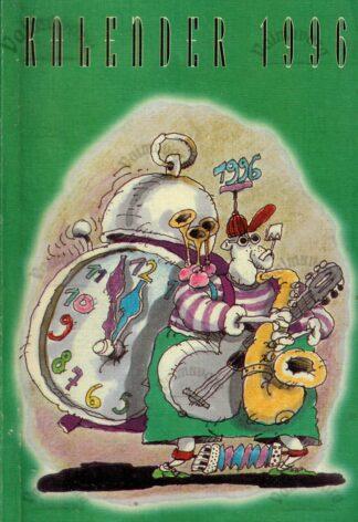 Kalender 1996, Eesti raamat