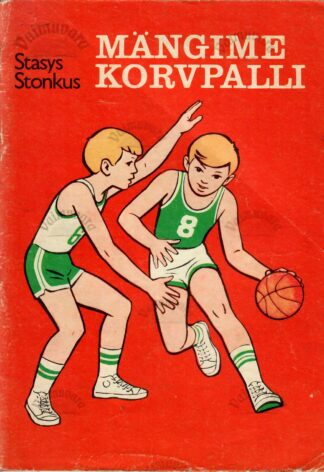 Korvpall. Stonkus 1982
