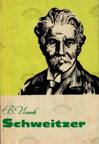 Schweitzer Boriss Nossik Biograafiline sari