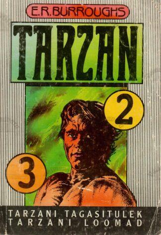 Tarzan 2-3 - Edgar Rice Burroughs