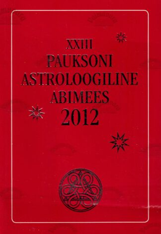XXIII Pauksoni astroloogiline abimees 2012