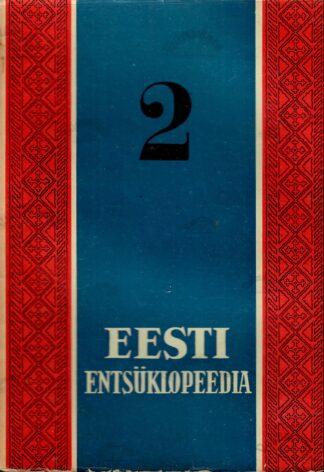 Eesti Entsüklopeedia 2. vihik 1931.a