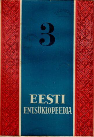Eesti Entsüklopeedia 3. vihik 1932. a