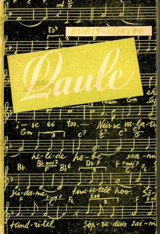 Laule - Boris Kõrver 1961