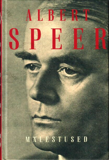 Mälestused - Albert Speer