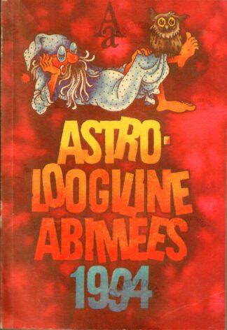 Astroloogiline abimees 1994 - Edda Paukson, Eduard Paukson