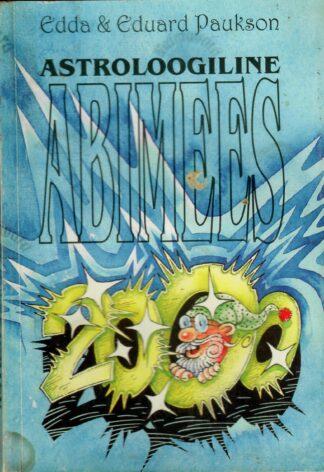 Astroloogiline abimees 2000 - Edda Paukson, Eduard Paukson