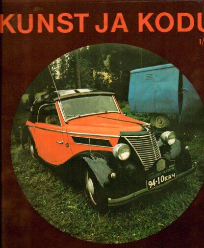 Kunst ja Kodu 1980-1