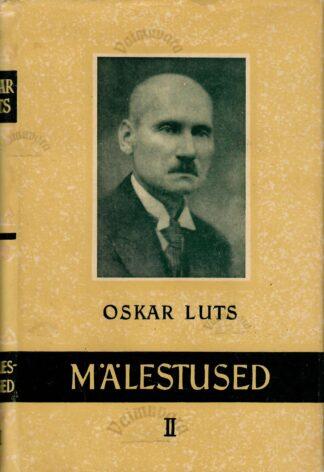 Mälestused II - Oskar Luts