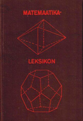Matemaatikaleksikon - Ülo Kaasik 1982