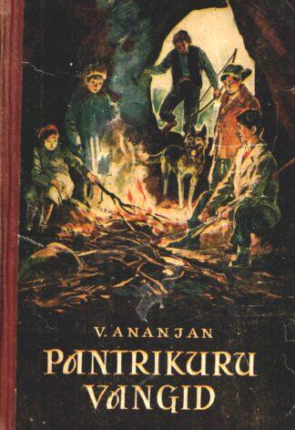 Pantrikuru vangid - Vahtang Ananjan