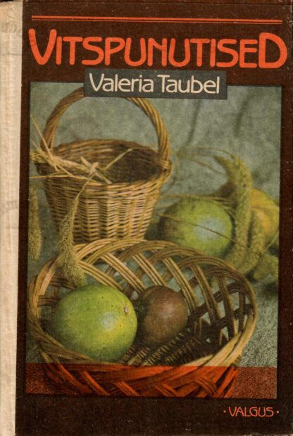 Vitspunutised - Valeria Taubel