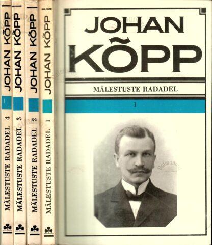 Mälestuste radadel 1.-4. osa - Johan Kõpp