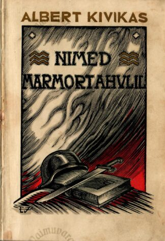 Nimed marmortahvlil - Albert Kivikas 1936