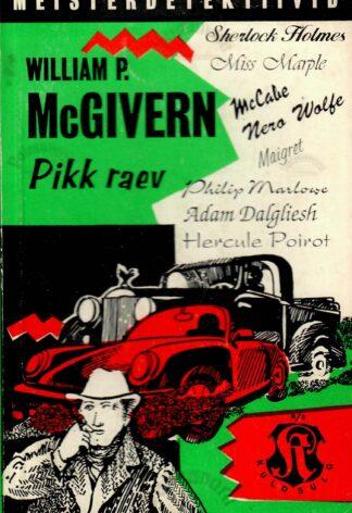 Pikk raev - William P. McGivern