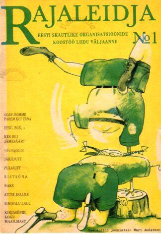 Rajaleidja 1. Eesti Skautlike Organisatsioonide Koostöö Liidu väljaanne