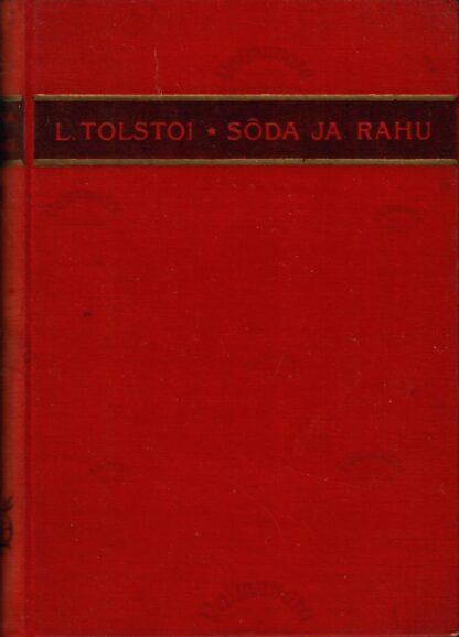 Sõda ja rahu 2. osa - Lev Tolstoi