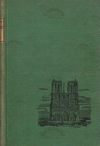 Jumalaema kirik Pariisis - Victor Hugo 1961