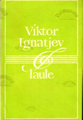Laule - Viktor Ignatjev