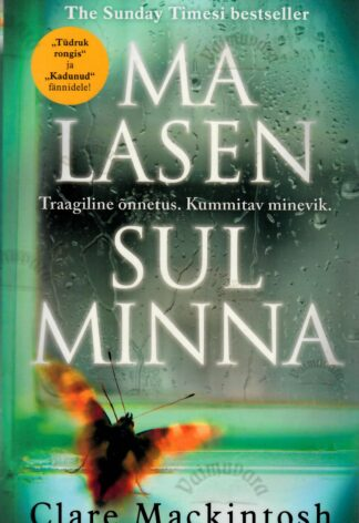 Ma lasen sul minna - Clare Mackintosh