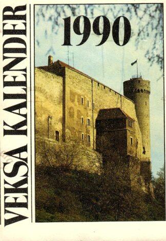 VEKSA kalender 1990. Väliseestlaste Kultuurisidemete Arendamise Ühingu aastaraamat