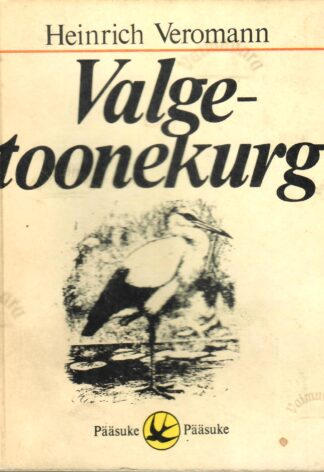 Valge-toonekurg - Heinrich Veromann