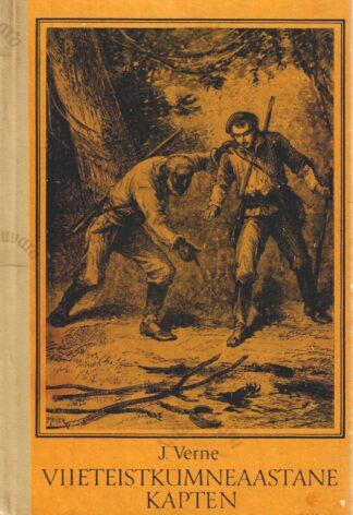Viieteistkümneaastane kapten - Jules Verne