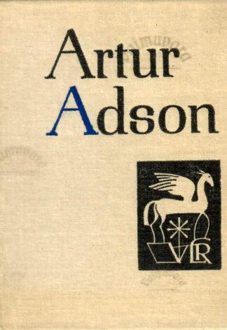 Artur Adson. Väike luuleraamat