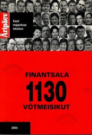 Finantsala 1130 võtmeisikut