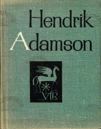 Hendrik Adamson. Väike luuleraamat