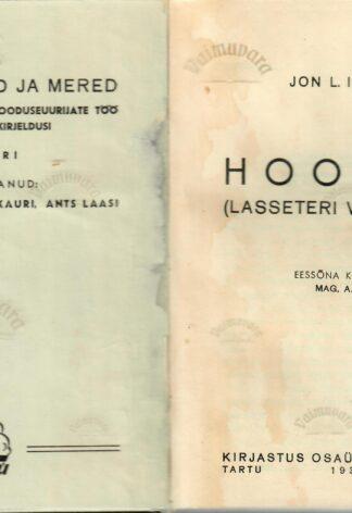 Hoodoo (Lasseteri viimne retk) - Ion L. Idriess