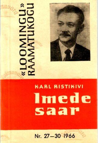 Imede saar - Karl Ristikivi